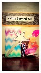 1000 ideas about fice Survival Kit on Pinterest