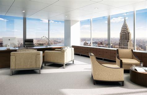 corner office 277 park avenue the penthouse Executive