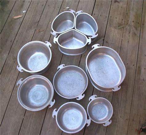 guardian service ware aluminum cookware pot set     qt fryer roaster trio gs