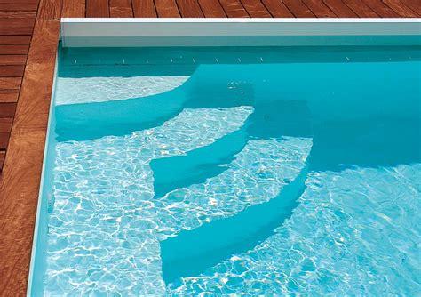 escaliers art deco piscine