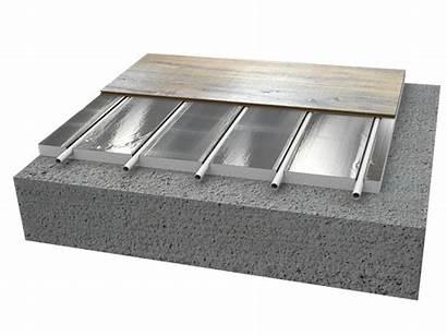 Floor Construction Heating Underfloor Screed Systems System