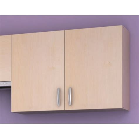 meuble cuisine 100 cm paprika meuble de cuisine haut 100 cm 2 portes aucune