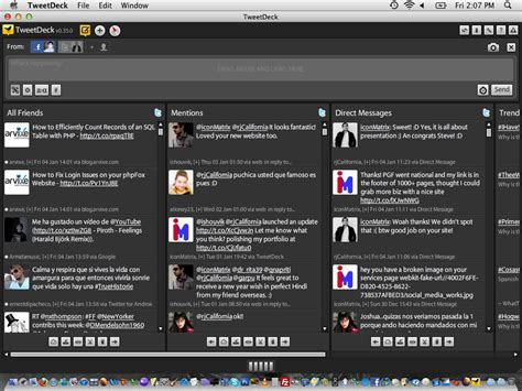Tweetdeck For Mac Os Leopard/tiger