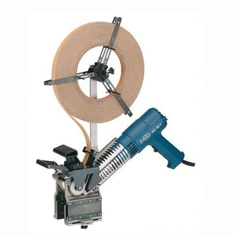 maual edge bandng machine portable edge bander easy operate wood edge banding machinery