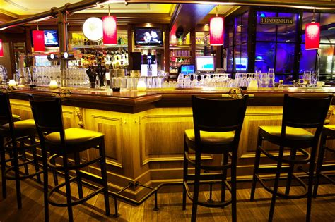 Bar Hotel by Amsterdam Coffeeshop Review Bulldog In Leidseplein