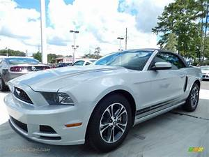 2014 Ford Mustang V6 Premium Convertible in Ingot Silver - 256283 | Jax Sports Cars - Cars for ...
