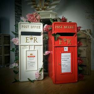 royal mail wedding postbox hire red With wedding cards post box hire