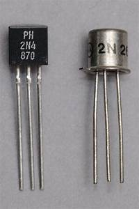 What are the Types Of 2 Thyristor Triggering Devices and Explain?  Transistor