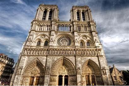 Dame Notre Paris Cathedral France Amazingplaces