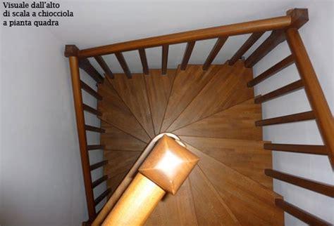Come installare scale quadrate Scale e ascensori