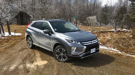 2018 Mitsubishi Eclipse Cross Canadian First Drive Review