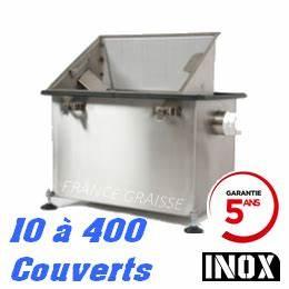 Bac A Graisse : bac a graisse inox pour restaurant ~ Edinachiropracticcenter.com Idées de Décoration