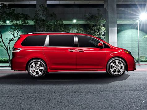2020 Toyota Sienna Gets A Makeover