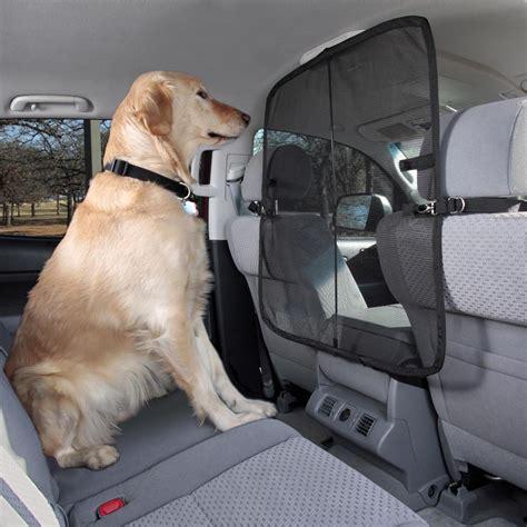 solvit front seat net pet barrier petco