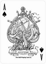 Poker Coloring sketch template