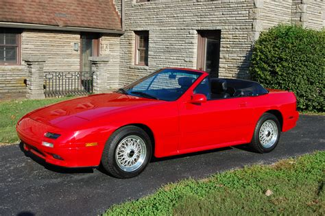 vehicle repair manual 1990 mazda rx 7 security system original owner 3k mile 1990 mazda rx 7 convertible for sale on bat auctions sold for 16 500