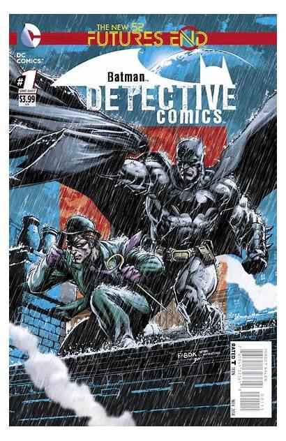 End Futures Comics Lee Jim Dc Present