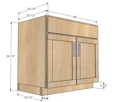 kitchen sink cabinet dimensions white kitchen cabinet sink base 36 overlay