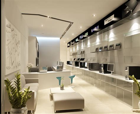 Computer Store Interior Design Modern White Living Room Set Ottoman Ideas Amazon Rugs Painted Dresser In Small Decor South Africa Sofa Sets Uk Wall Paint Colors Decorating For Rooms With Black Leather Furniture
