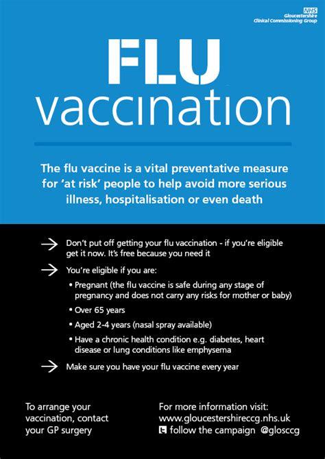 eligible   flu vaccination check