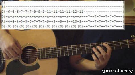 everlong  foo fighters full guitar lesson tabs youtube