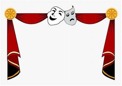 Theatre Clip Clipart Musical Pngitem