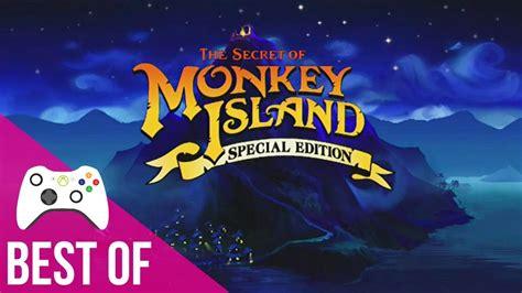 The Secret Of Monkey Island Xbox 360 Best Of Fr Youtube