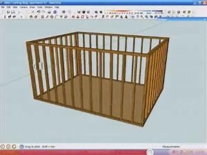 Wall Framing Diagram Drawing Program