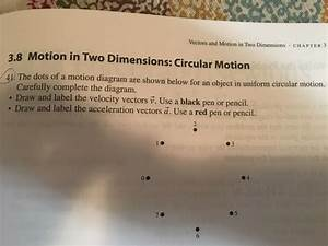 32 If An Object Is In Uniform Motion The Dots On A Motion