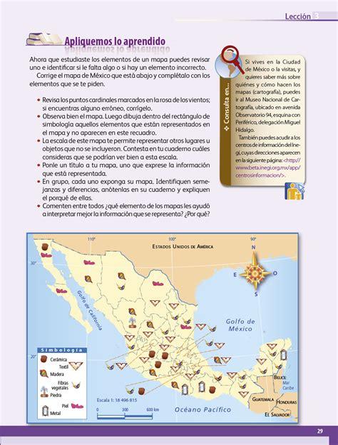 Libro De Geografia Pagina 190 Wwwimagenesmycom
