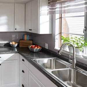 install laminate countertops With kitchen cabinets lowes with how to get off sticker residue