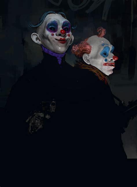 jokers thugs  dark knight batman wiki fandom