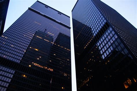 Free Images : architecture skyline night glass