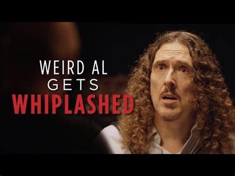 Weird Al Gets Whiplashed - YouTube