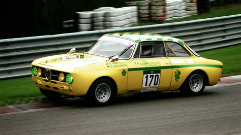 Alfa Romeo  Historic Racing In Spa Francorchamps Youtube