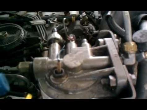 Ford 7 3 Fuel Filter Change by Ford F250 7 3 Idi Fuel Filter Housing Leak