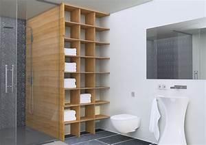 Einrichtung Für Kleine Räume : kleine badezimmer regale inspiration ~ Michelbontemps.com Haus und Dekorationen