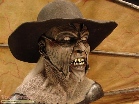Jeepers Creepers 2 The Creepers Complete Head Prosthetics