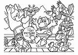 Zoo Coloring Animals Pages Animal Matter Printable Preschool Farm States Drawing Printables Worksheets Sheets Zookeeper Pdf Wuppsy Colouring Toddlers Adult sketch template