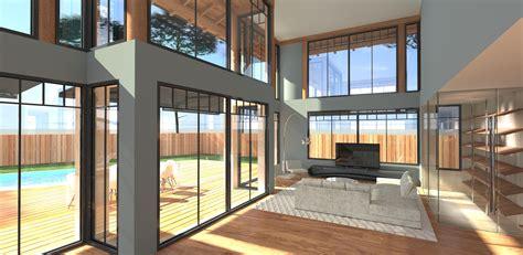 maison hauteur sous plafond se compose du0027une rception de 150 m avec 4m de