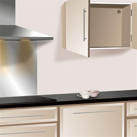 meubles hauts de cuisine fixer un meuble haut de cuisine ooreka