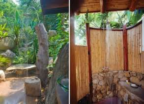 outside bathroom ideas 20 irresistible outdoor shower designs for your garden