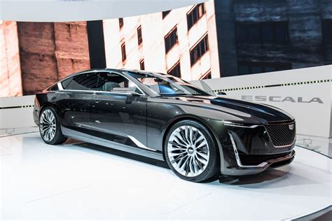cadillac escala concept  specs reveal gm authority