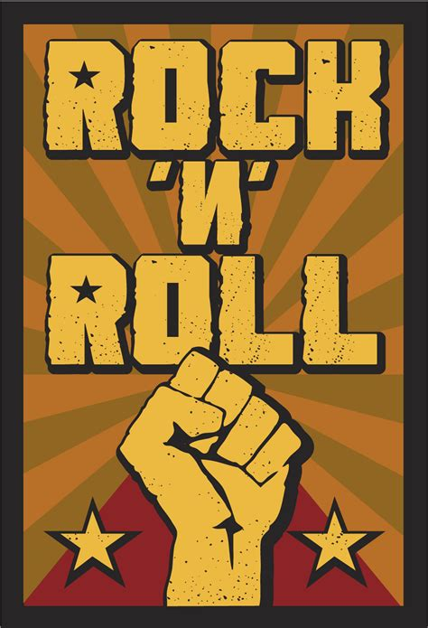 Rock And Roll Posters  Wwwimgkidcom  The Image Kid Has It