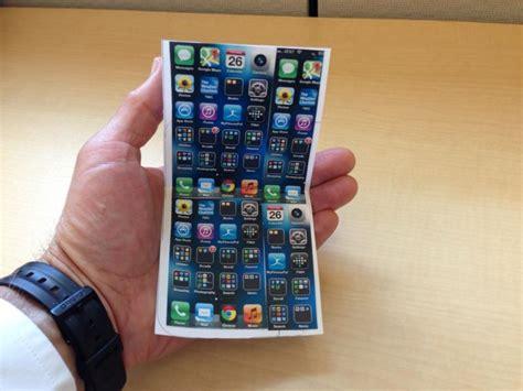 tech advisor says apple needs to make a folding iphone 6