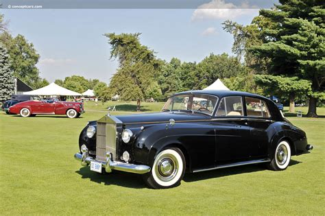 Rolls Royce 1960 by 1960 Rolls Royce Silver Cloud Ii At The Concours D