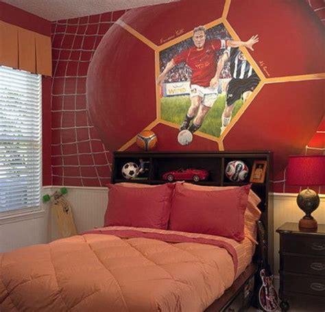 soccer bedroom ideas cool soccer bedrooms soccer wall murals bedroom design 13359 | cbcb130df4b79183df422d4d407e8c25