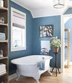 country home interior paint colors go bold blue with benjamin fiji home home decor country blue rooms and