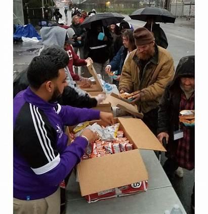 Francisco San Homeless Feed Join Impact Change