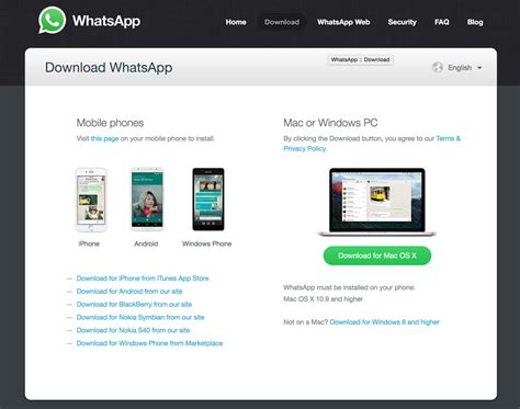 whatsapp released new desktop app for windows and os x the most technology
